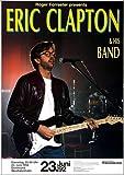 Eric Clapton - Rush, Dortmund 1992 » Konzertplakat/Premium