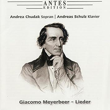 Meyerbeer: Lieder