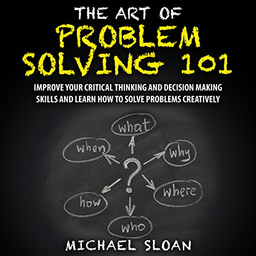 The Art of Problem Solving 101 audiobook cover art