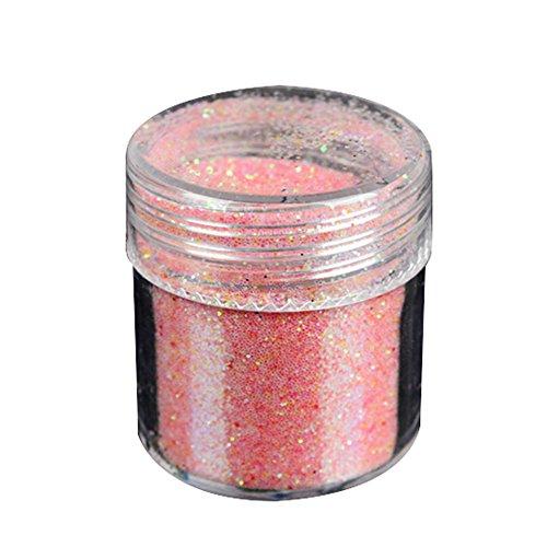 LUCOG Nail Art Glitter Poudre Poudre pour Gel UV Poudre Acrylique Paillettes Décoration Conseils Santé et Beauté Nail Art