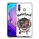 Official Motorhead American Skull Graphics Soft Gel Case