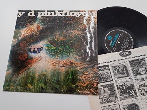 A SAUCERFUL OF SECRETS[1968 COLUMBIA SCX6258 STEREO] VINYL LP PINK FLOYD