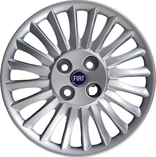 15-Zoll-Radkappen (38cm) der Serie 4 für Fiat Grande Punto ab Baujahr 2005, nicht original