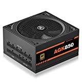 Power Supply 850W Fully Modular 80Plus Gold Certified PSU (ARESGAME, AGK850)