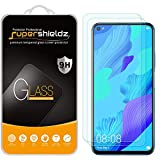 (2 Pack) Supershieldz for Huawei Nova 5T Tempered Glass Screen Protector, Anti Scratch, Bubble Free