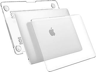 【2020年夏最新改良モデル】AMOVO MacBook Pro 13 用 ケース 2016-2020 モデル 日本語配列キーボードカバー付き クリスタル ハードカバー 軽量 薄型 スリム マックブックプロ A2251 A2289 A1708 ...