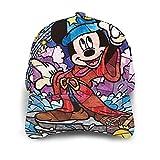BAIKJUTOUNA Cartoon Mickey Minnie Mouse Gorra de béisbol para hombre de verano Hip Hop 3D Print Hat al aire libre ajustable clásico deportes casual negro