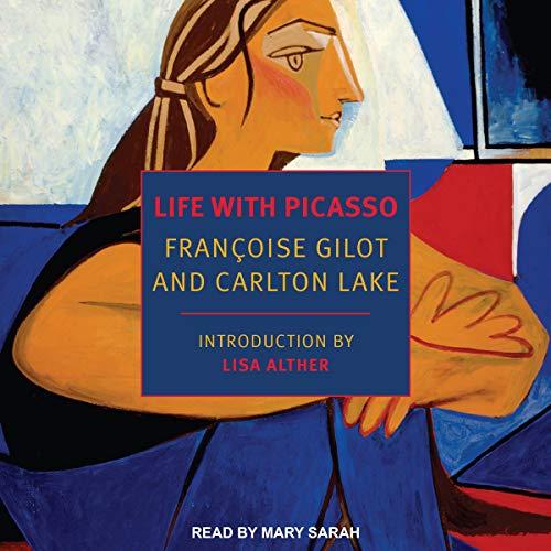 Page de couverture de Life with Picasso