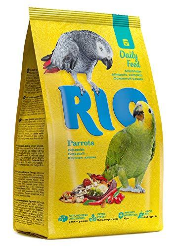 RIO Alleinfutter für Papageien, 1er Pack (1 x 1000 g)