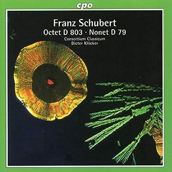 Schubert: Octet, D. 803 & Nonet, D. 79