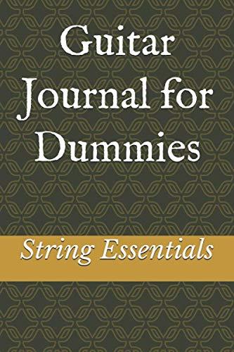 Guitar Journal for Dummies