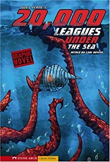 20,000 Leagues Under the Sea (Graphic Revolve) by Jules Verne (2008-01-30)