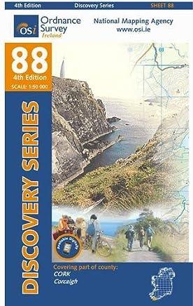 Cork (Irish Discovery Series) by Ordnance Survey Ireland (2010-07-07)