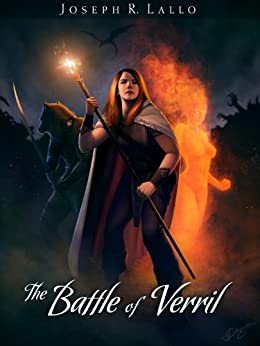 The Battle of Verril (The Book of Deacon Series 3) by [Joseph Lallo]