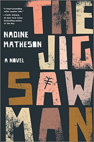 The Jigsaw Man: A Novel (An Inspector Anjelica Henley Thriller)