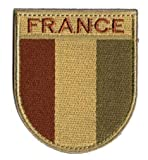 France Flag Embroidery...image