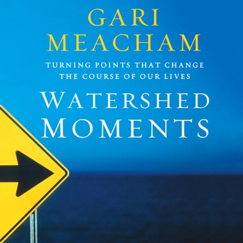 Watershed Moments audiobook cover art