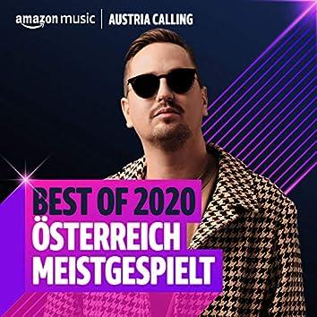 Best of 2020: Österreich Meistgespielt