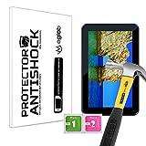 Protector de Pantalla Anti-Shock Anti-Golpe Anti-arañazos Compatible con Tablet Storex eZee Tab 9D11-M