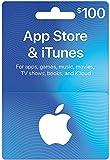 iCloud&iTunes card (輸入版:米国) ($100)