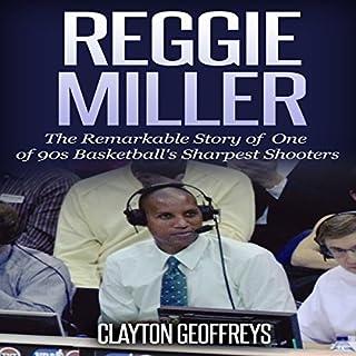 Reggie Miller audiobook cover art