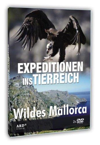 Expeditionen ins Tierreich, DVD-Videos : Wildes Mallorca, 2 DVDs