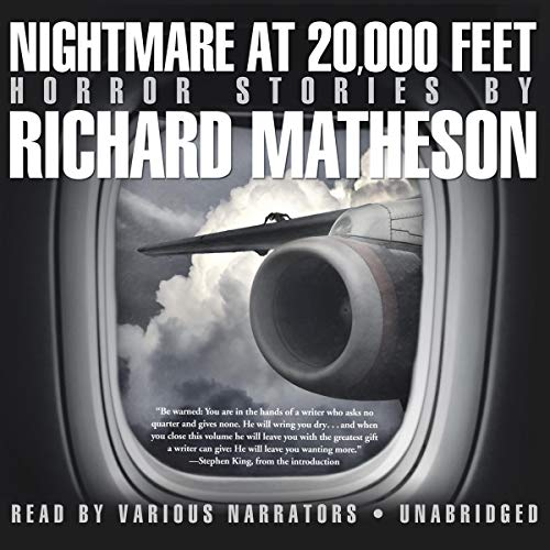 Nightmare at 20,000 Feet copertina