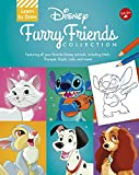 Learn to Draw Disney Furry Friends Collection: Featuring all your favorite Disney animals, including Stitch, Thumper, Rajah, Lady, and more! (Licensed Learn to Draw)