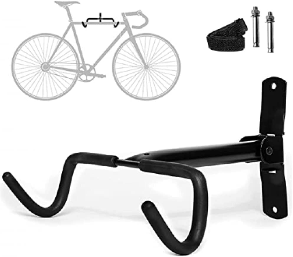 YZX Foldable Bicycle mounting Ranking integrated 1st place Popular overseas Rack Wall-Space-Savin Wall-Bicycle