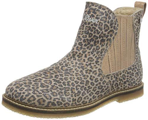 s.Oliver Jungen Mädchen 5-5-36414-25 Stiefelette, Leopard, 29 EU