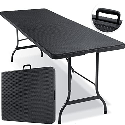 KESSER® Buffettisch Tisch klappbar...