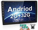 [2G+32G] Upgrade Hikity Double Din Android Car Stereo...