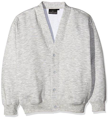 J Masters Schoolwear Meisjes Unisex School Vest Sweatshirt