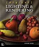 "cover of book ""Digital Lighting and Rendering"" by Jeremy Birn - great resource for photorealistic rendering"