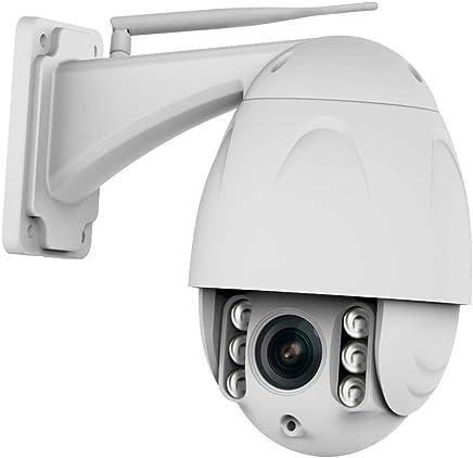 FELICIPP Telecamera di sorveglianza Wireless a Cupola con Telecamera di sorveglianza Zoom Impermeabile - Trova i prezzi più bassi
