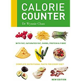 Calorie Counter Complete nutritional facts for every diet