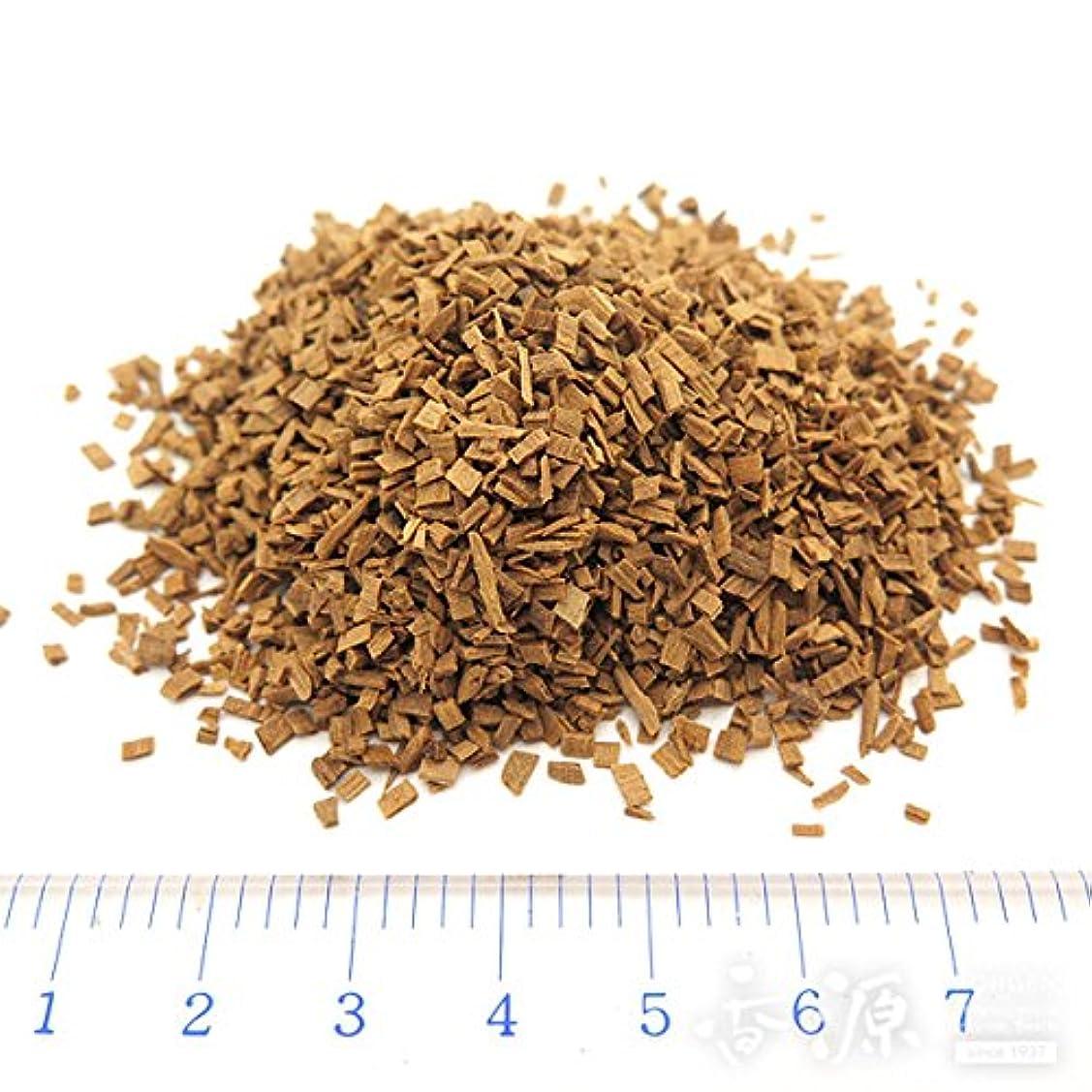 つらいオーバーフロー曲げる香木/お香原料 インド産 老山白檀 刻 100g