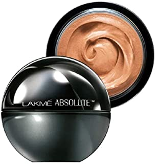 Lakme Absolute Skin Natural Mousse, Beige Honey 05, 25 gm