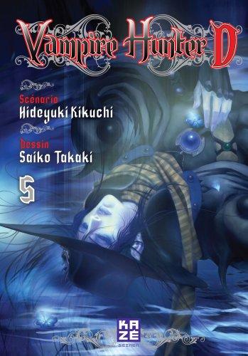 Vampire Hunter D Vol.5 - French Edition (Vampire Hunter D - French Edition)