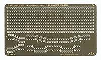 1/350 日本海軍艦艇用 舷外電路