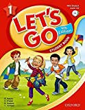 Let 039 s Go: Fourth Edition Level 1 Student Book with Audio CD Pack