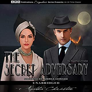 Couverture de The Secret Adversary