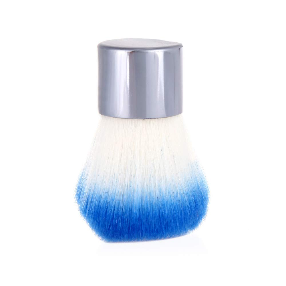 2 Pcs Loose Powder Online limited product Brush Profe Blush Makeup Mushroom Free shipping anywhere in the nation