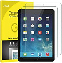 JETech Screen Protector for iPad mini 1 2 3 (Not mini 4), Tempered Glass Film, 2-Pack
