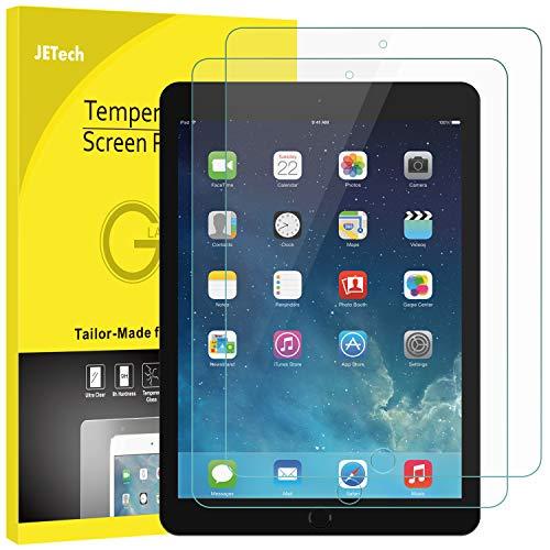 JETech Panzerglas Kompatibel mit iPad mini 1 2 3, Gehärtetem Glas Schutzfolie, 2 Stücke