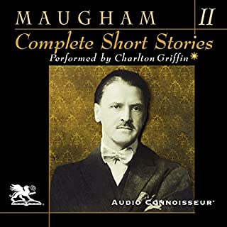 Complete Short Stories, Volume Two audiobook cover art
