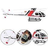 Pangding Hélicoptère Volant RC, 6CH 1106 11000KV Moteur brushless Drone électrique Avion Avion véhicule Jouet pour Enfants Enfants