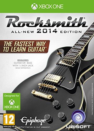 Rocksmith 2014 Edition With Real Tone Cable [Importación Inglesa]