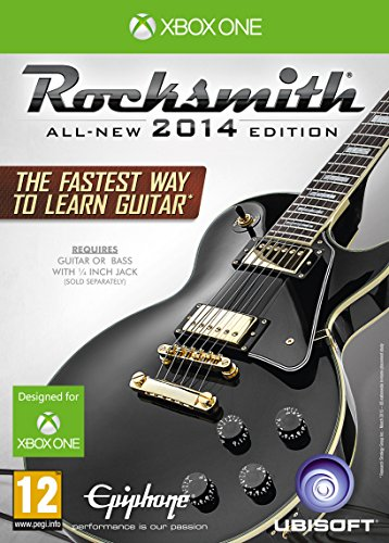 Rocksmith 2014 Edition (mit Kabel) Xbox One