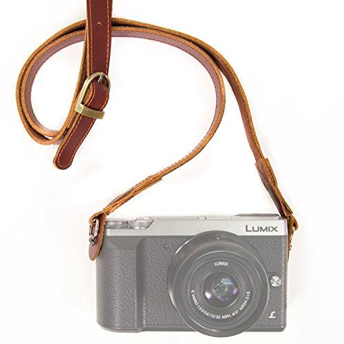MegaGear MG946 - Correa (Cámara Digital, Marrón, SLR and DSLR Cameras)